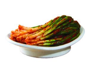 Spring Onion Kimchi – 파김치