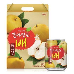 (Bundle of 12) HaiTai Pear Juice